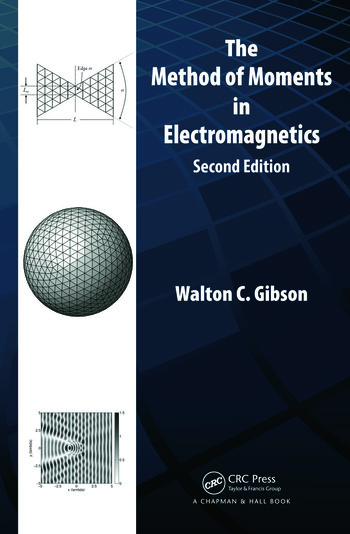 The Method of Moments in Electromagnetics book cover