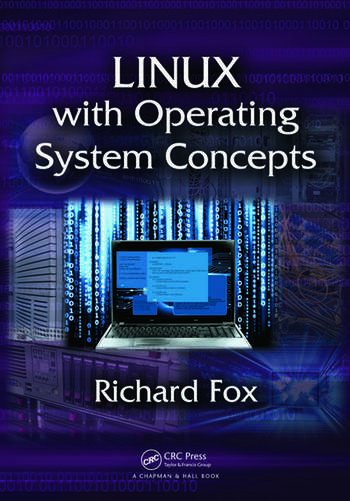 Linux with Operating System Concepts book cover