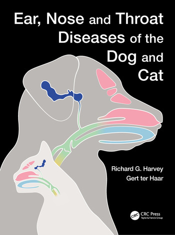 Ear, Nose and Throat Diseases of the Dog and Cat book cover