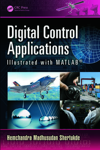 Digital Control Applications Illustrated with MATLAB® book cover