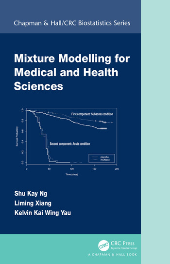 Mixture Modelling for Medical and Health Sciences book cover