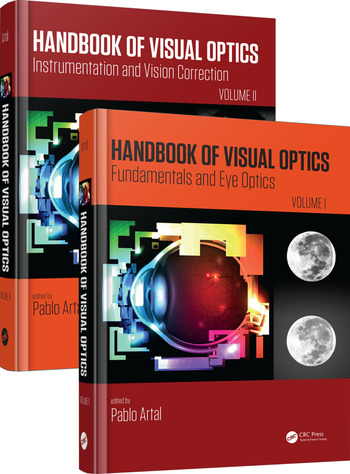 Handbook of Visual Optics, Two-Volume Set book cover