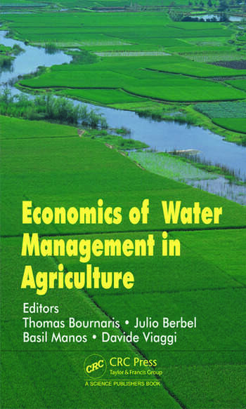 Economics of Water Management in Agriculture book cover