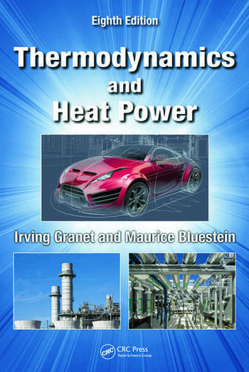 Thermodynamics and Heat Power book cover