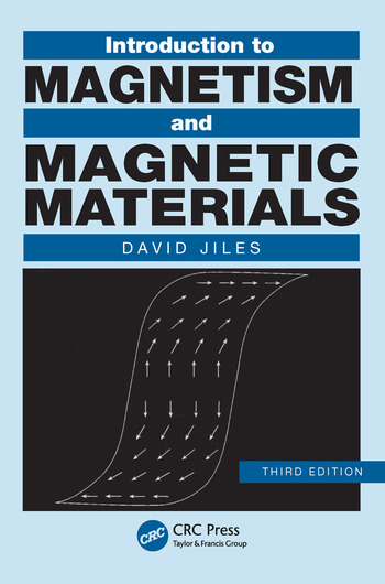 Introduction to Magnetism and Magnetic Materials, Third Edition book cover