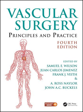 Vascular Surgery Principles and Practice, Fourth Edition book cover