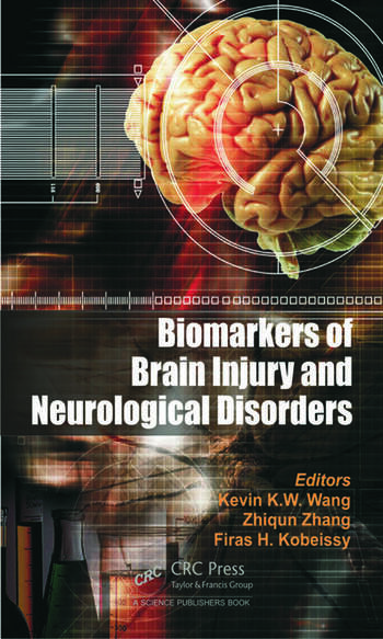 Biomarkers of Brain Injury and Neurological Disorders book cover