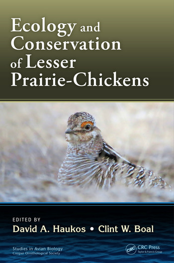 Ecology and Conservation of Lesser Prairie-Chickens book cover