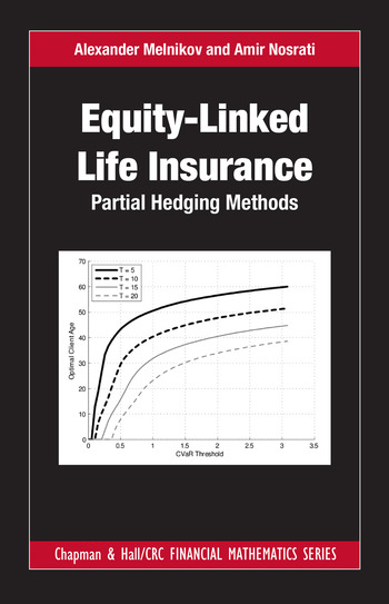 Equity-Linked Life Insurance Partial Hedging Methods book cover
