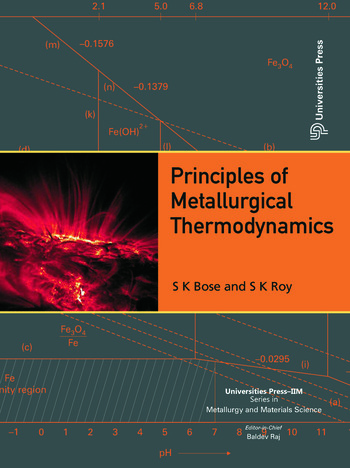 Principles of Metallurgical Thermodynamics