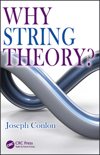 Why String Theory? book cover