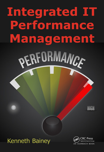 Integrated IT Performance Management book cover