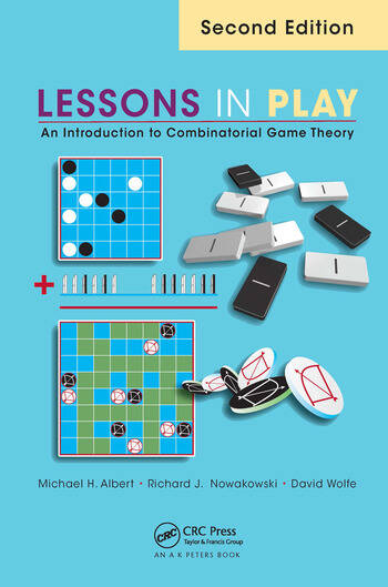 Lessons in Play An Introduction to Combinatorial Game Theory, Second Edition book cover