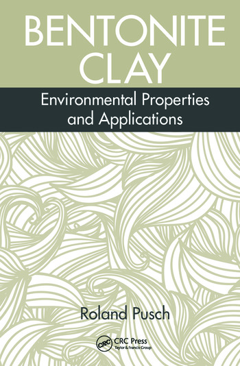 Bentonite Clay Environmental Properties and Applications book cover