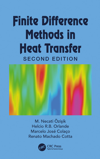 Finite Difference Methods in Heat Transfer book cover