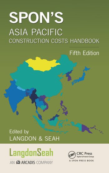 Spon's Asia Pacific Construction Costs Handbook book cover