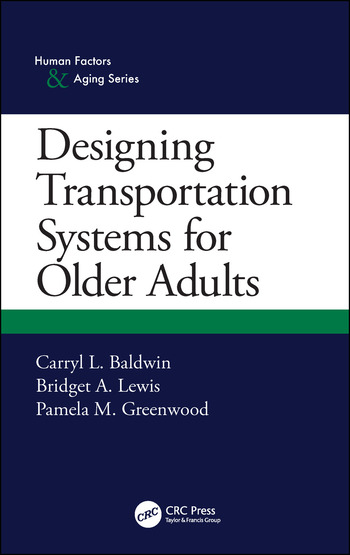 Designing Transportation Systems for Older Adults book cover
