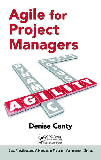 Agile for Project Managers book cover
