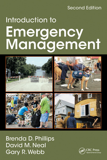 Introduction to Emergency Management, Second Edition book cover