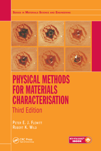 Physical Methods for Materials Characterisation, Third Edition book cover