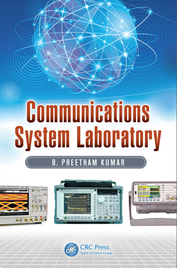 Communications System Laboratory book cover