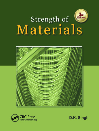 Strength of Materials, Third Edition book cover