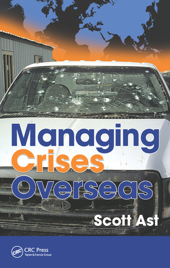 Managing Crises Overseas book cover