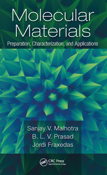 Molecular Materials Preparation, Characterization, and Applications book cover
