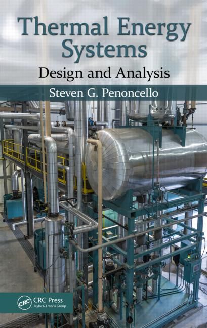Thermal Energy Systems Design and Analysis book cover