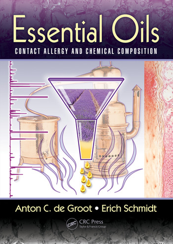 Essential Oils Contact Allergy and Chemical Composition book cover