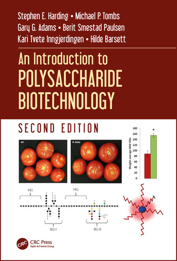An Introduction to Polysaccharide Biotechnology, Second Edition book cover