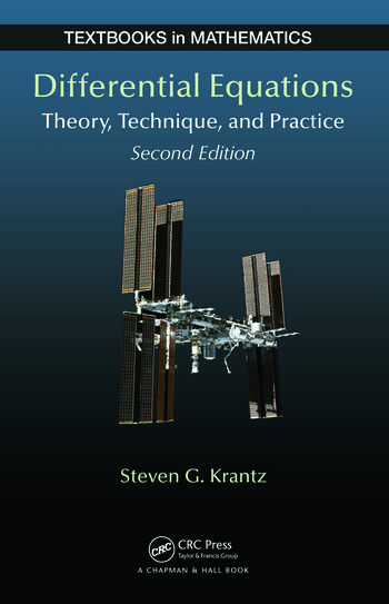Differential equations theory technique and practice second differential equations theory technique and practice second edition fandeluxe Gallery
