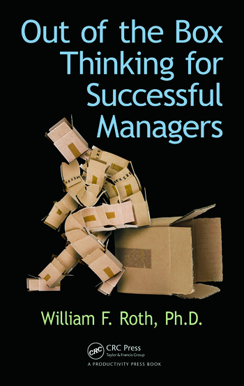 Out of the Box Thinking for Successful Managers book cover