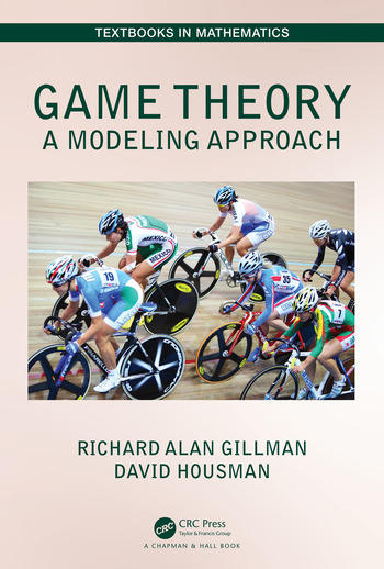 Game Theory A Modeling Approach book cover