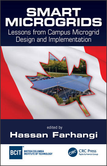 Smart Microgrids Lessons from Campus Microgrid Design and Implementation book cover