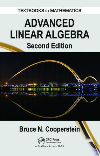 Advanced Linear Algebra book cover