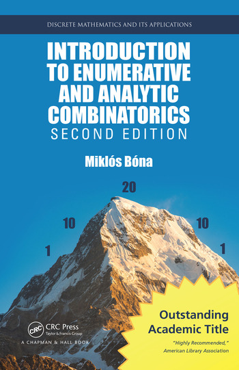 Introduction to Enumerative and Analytic Combinatorics book cover