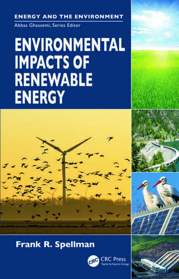 Environmental Impacts of Renewable Energy book cover