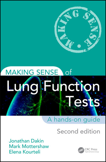 Making Sense of Lung Function Tests book cover