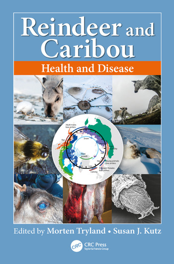 Reindeer and Caribou Health and Disease book cover