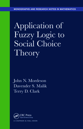 Application of Fuzzy Logic to Social Choice Theory