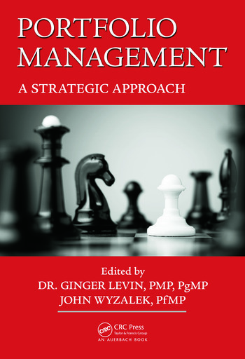 Portfolio Management A Strategic Approach book cover