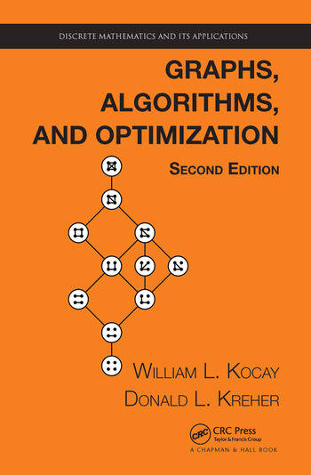 Graphs, Algorithms, and Optimization, Second Edition book cover