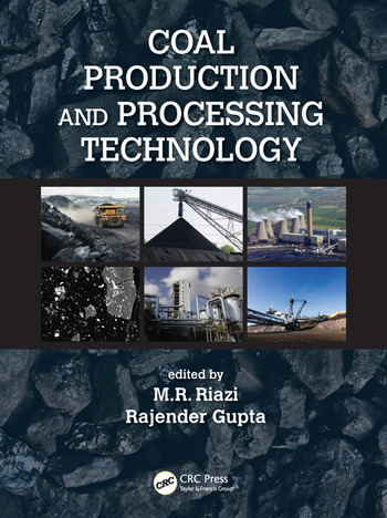 Coal Production and Processing Technology book cover