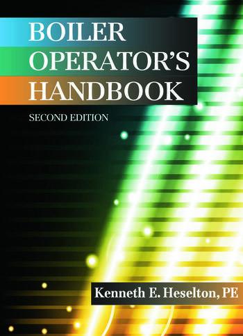 Boiler Operator's Handbook, Second Edition book cover