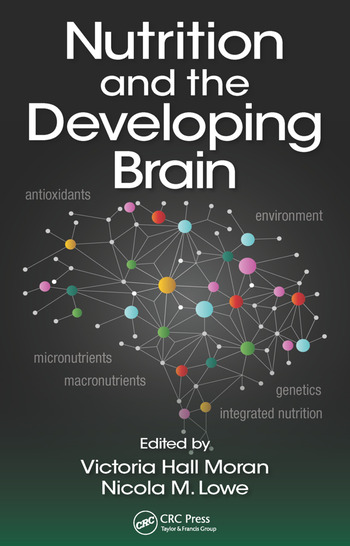 Nutrition and the Developing Brain book cover