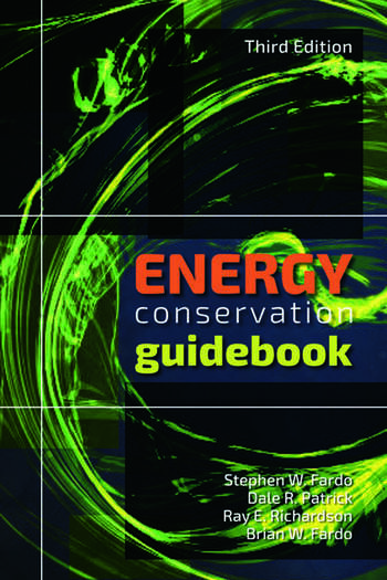 Energy Conservation Guidebook, Third Edition book cover
