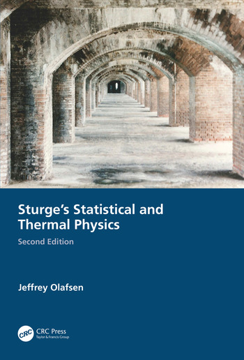Sturge's Statistical and Thermal Physics, Second Edition book cover