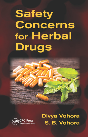 Safety Concerns for Herbal Drugs book cover