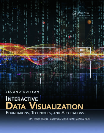 Interactive Data Visualization Foundations, Techniques, and Applications, Second Edition book cover